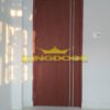 Cửa gỗ công nghiệp MDF phủ Veneer - Căm xe