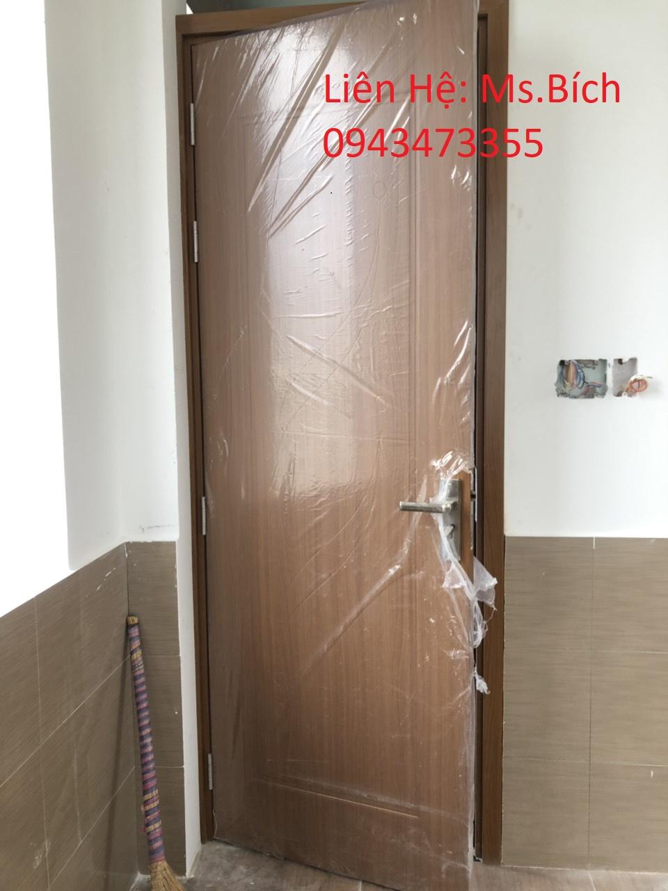 Cửa nhựa gỗ Composite cao cấp