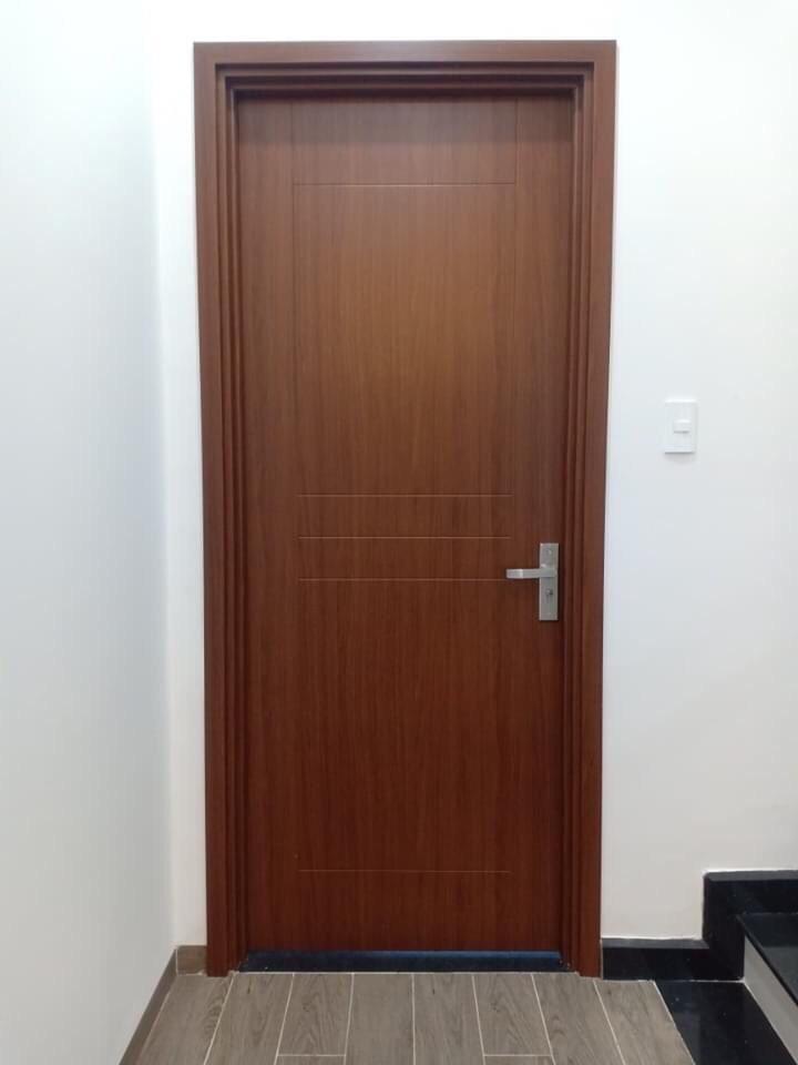 Cửa nhựa Composite - loại cửa nhựa giả gỗ tốt nhát hiện nay.