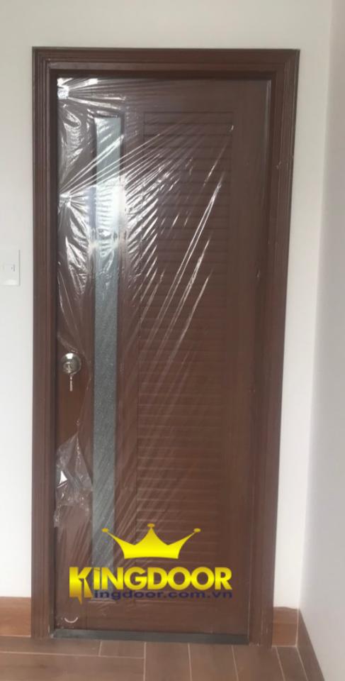 Mẫu cửa nhựa Đài Loan nhà vệ sinh.